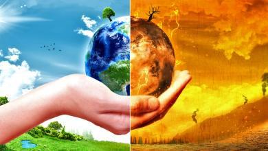 Photo of إليك كل ما ترغب في معرفته عن التغير المناخي