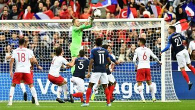 Photo of فرنسا تتعادل مع تركيا في تصفيات اليورو