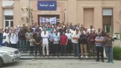 """Photo of زملاء الأطباء المختطفين يُهددون بـ""""إضراب مفتوح"""""""
