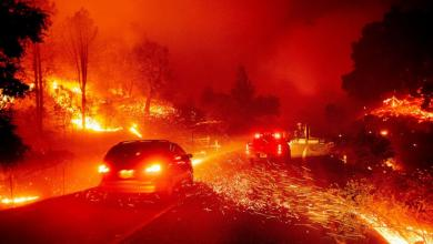 Photo of حرائق كاليفورنيا تستعر.. وقطع الكهرباء عن مليوني شخص