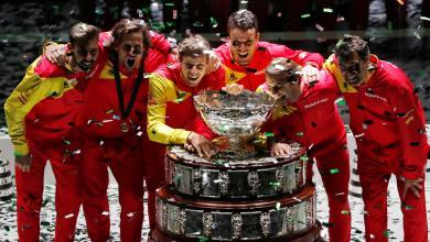 صورة إسبانيا تتوج بكأس ديفز للمرة السادسة في تاريخها