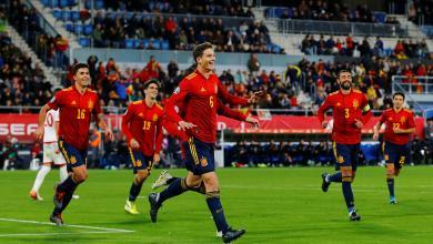 Photo of إسبانيا تكتسح مالطا بسباعية ضمن تصفيات اليورو