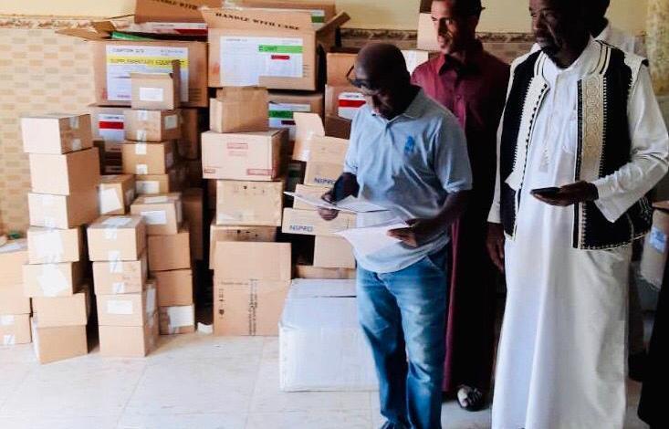 إيطاليا تقدم دعما لمستشفيات غات وغريان ومرزق
