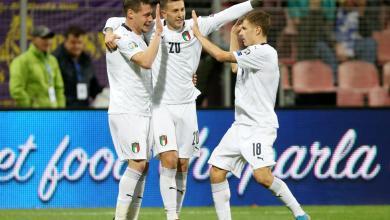 Photo of إيطاليا تحقق فوزها التاسع في تصفيات اليورو