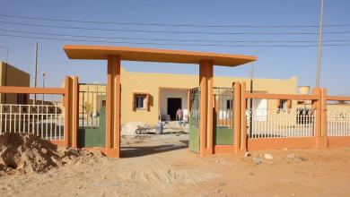 Photo of استمرار صيانة المركز الصحي بقرارة القطف