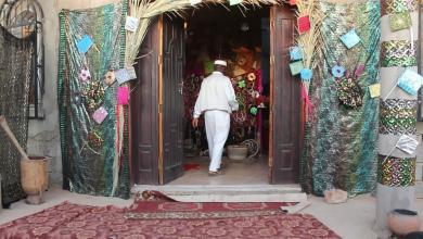 Photo of إقبال على منتوجات مشاغل الحياكة والتطريز في غات