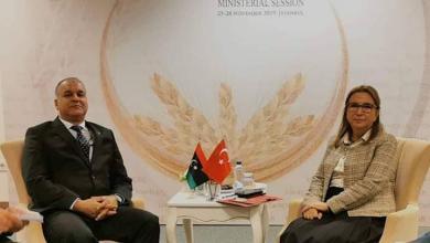 """Photo of """"اقتصاد الوفاق"""" تبحث عودة الشركات التركية"""