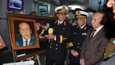 Photo of إحياء الذكرى 57 لتأسيس البحرية الليبية