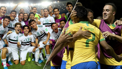 Photo of البرازيل والمكسيك تتأهلان لنصف نهائي مونديال الناشئين