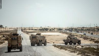 """صورة الجيش المصري يعلن مقتل 83 """"إرهابيا"""" في سيناء"""
