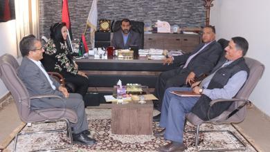 صورة الحاسي يُشيد بخطط مجلس أصحاب الأعمال الليبيين