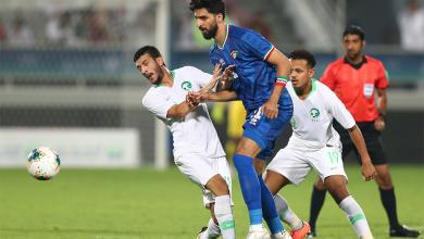 Photo of المنتخب السعودي يتعثر أمام الكويت