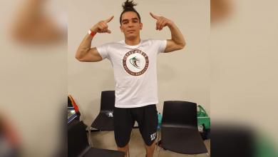 Photo of بريبش يخوض نزاله الرابع باحتراف الملاكمة.. ويتطلع لدعم الجمهور الليبي