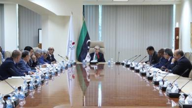 Photo of صنع الله يبحث زيادة القدرة الإنتاجية للشركات النفطية