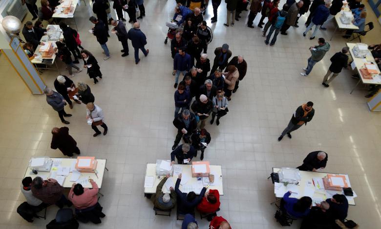 انتخابات إسبانيا