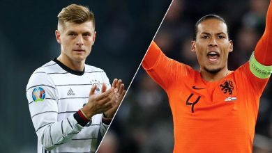 "Photo of ألمانيا وهولندا تتأهلان إلى نهائيات ""يورو 2020"""