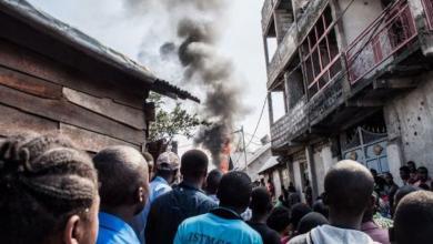 Photo of 27 قتيلا بتحطم طائرة في الكونغو