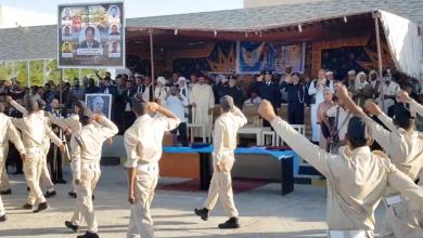 Photo of تعزيز الأمن في تازربو بـ200 خرّيج
