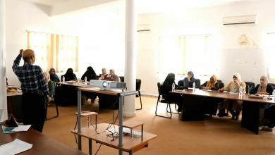 صورة دورة تدريبية للمعلمين في جالو