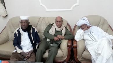 Photo of اللواء بلقاسم الأبعج يصل غات ضمن جولته في الجنوب