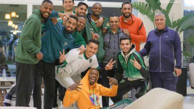 Photo of سلة النصر تضم تايلر وتواصل الاستعداد للبطولة الأفريقية