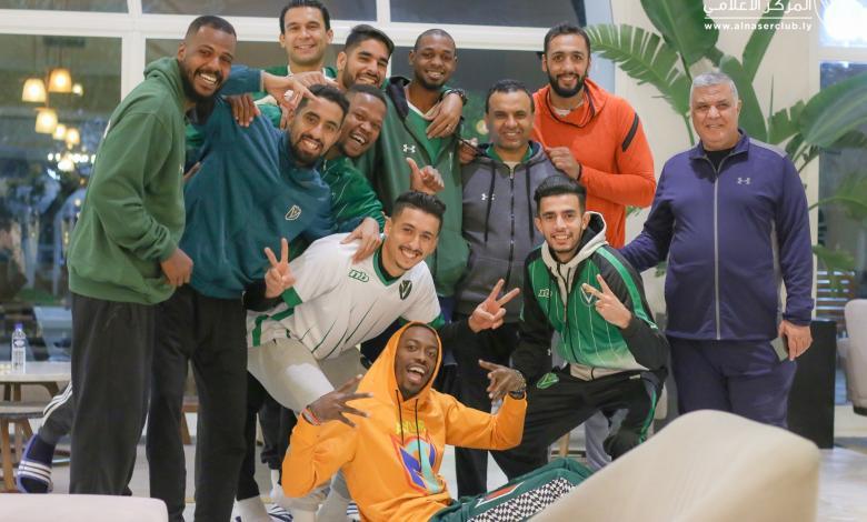 سلة النصر تضم تايلر وتواصل الاستعداد للبطولة الأفريقية