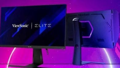 صورة فيوسونيك تطلق شاشتين جديدتين لعشاق الألعاب