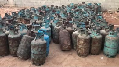 Photo of أسطوانة الغاز في سبها تُسجل 80 دينارا