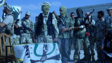 "Photo of الكتيبة 128 مشاة: مقاتلي ""لواء الأمة"" المتطرف يشاركون في معارك طرابلس"