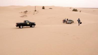 Photo of مغوة قد تصبح ميدانا لرالي السيارات الصحراوية