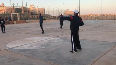 Photo of نادي الصمود غدامس يقيم دورات تدريبية في كرة السلة
