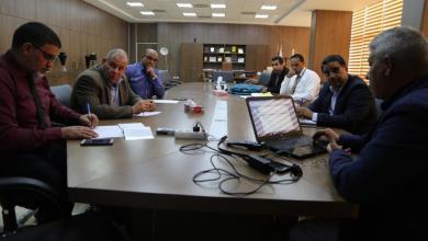 Photo of لجنة الانتشار المصرفي تعقد اجتماعها الثالث في 2019