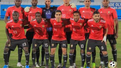 "Photo of المنتخب الوطني ""يرتقي مركزين"" في تصنيف الفيفا"