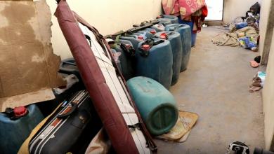 Photo of مداهمة وكر مخدرات وهجرة غير قانونية في جالو