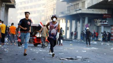 Photo of احتجاجات العراق تتصاعد.. وتزايد الضغوط على الحكومة