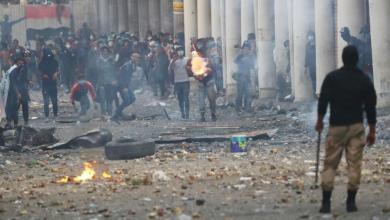 Photo of تواصل احتجاجات العراقيين والبرلمان يناقش قانون الانتخابات