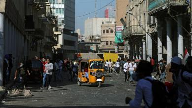 Photo of إضراب عام بالعراق يعيد الزخم للحراك الاحتجاجي