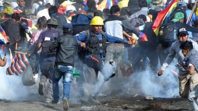 Photo of بوليفيا.. اشتباكات تُخلّف 9 قتلى.. والأمم المتحدة تُحذر