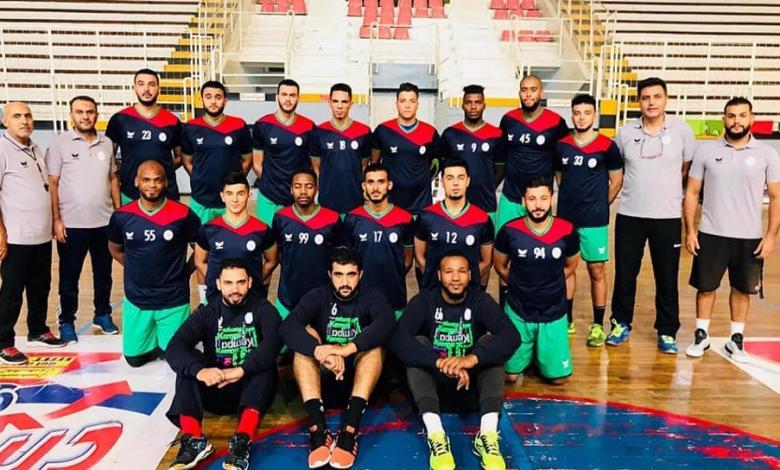 منتخب ليبيا لكرة اليد
