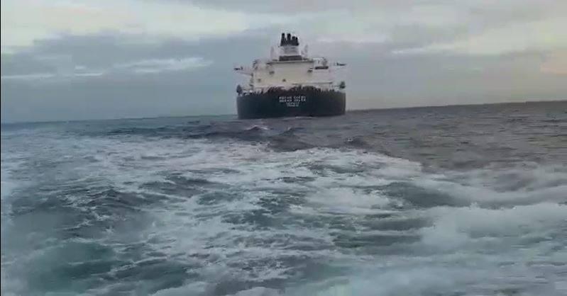 ناقلة النفط ماران هيلين