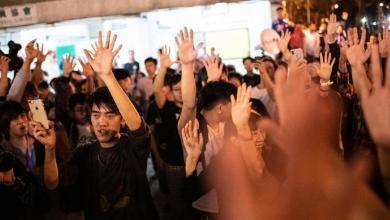 Photo of فوز ساحق للديمقراطيين في انتخابات هونغ كونغ
