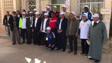 """Photo of """"قافلة الخير"""" .. من طرابلس إلى غدامس (صور)"""