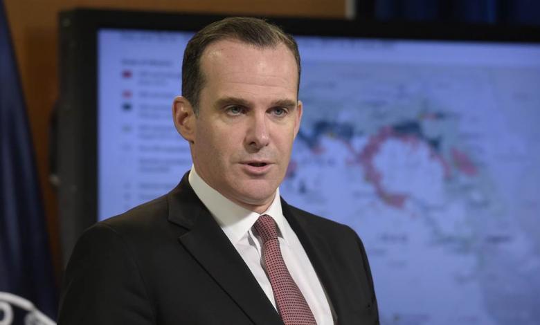 مبعوث الولايات المتحدة للتحالف الدولي ضد داعش بريت ماكغورك