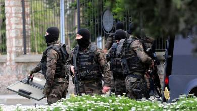 Photo of بالصور.. شقيقة زعيم داعش في قبضة السلطات التركية