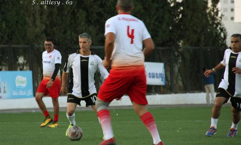 "Photo of ""قدامى المدينة"" يختتم جولته الرياضية في تونس"