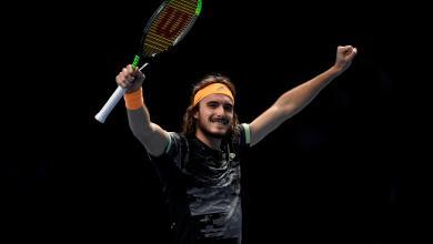 Photo of تيستيباس يتأهل للمربع الذهبي في بطولة التنس