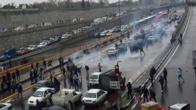 "Photo of ""العفو الدولية "": ""نمط مروّع"" لقتل المحتجين في إيران"
