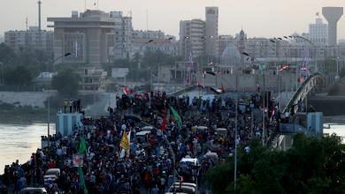 "Photo of المحتجون في العراق يستأنفون ""معركة الجسور"""