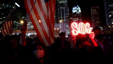 "Photo of أمريكا تفتح ""جبهة جديدة"" مع الصين في هونغ كونغ"