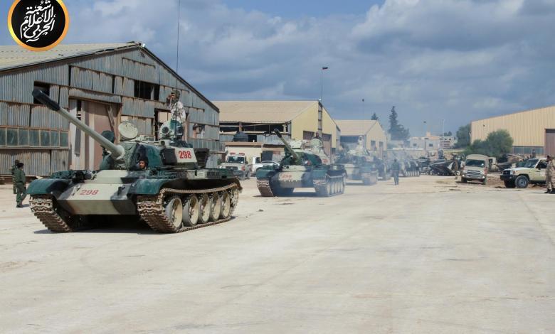 الجيش الوطني-إرشيفية